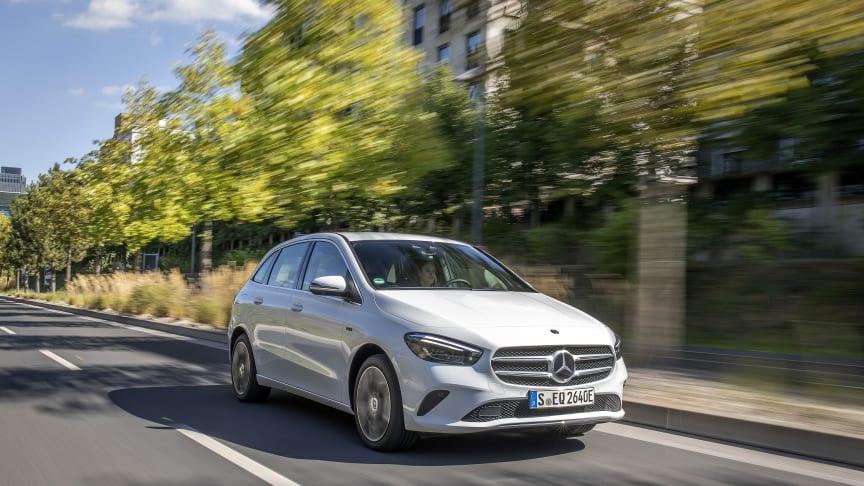 Mercedes-Benz lancerer hele tre nye plug-in-hybrider på samme tid. Her er priserne.