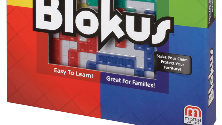 Blokus - Spielcover
