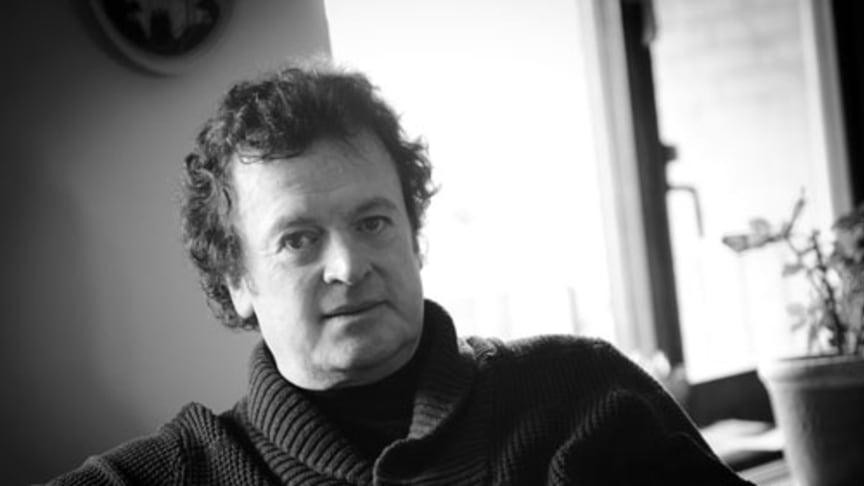 Möt Fredrik Ekelund på Elinebergs bibliotek