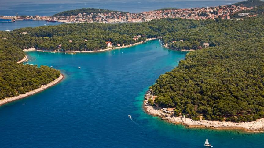 Resor till Kroatien för träningssugna