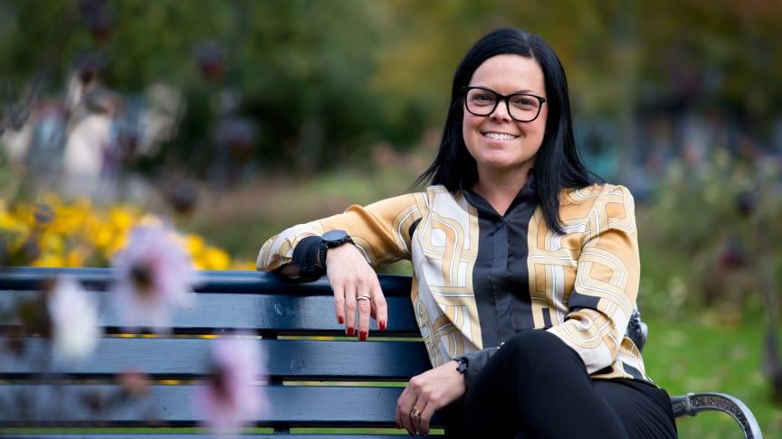 Annika Antonsson, Sigma Technology Information. Photo credit: Linda Jonasson