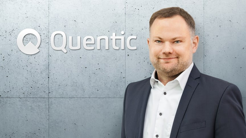 Markus Becker, CEO Quentic