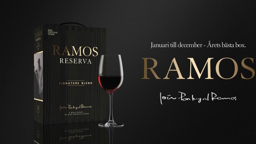 Ramos Reserva - Guld, guld & åter GULD!