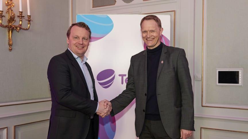 Telia og Heimdall Power inngår samarbeid for å digitalisere strømnettet og muliggjøre det grønne skiftet.