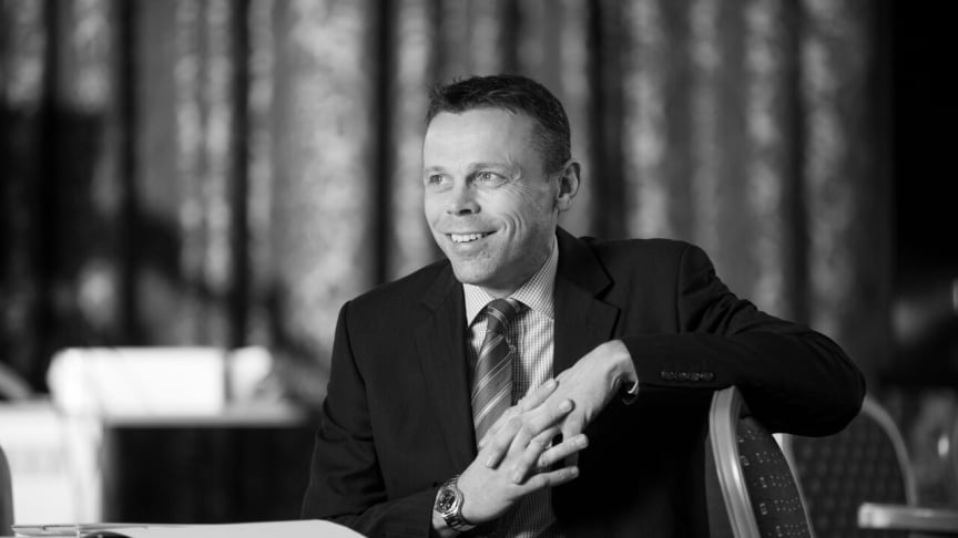 Graham Baty, Enterprise Manager at Northumbria University.
