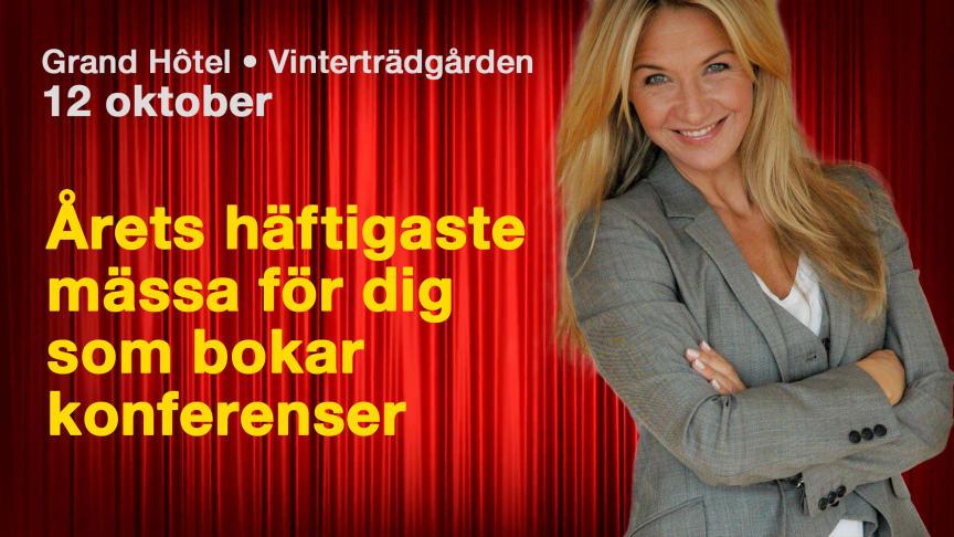 Kristin Kaspersen gästar Meeting Live Stockholm