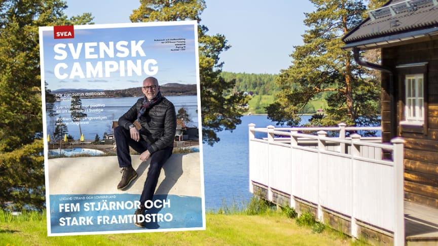 Följ med till Leksand Strand i senaste numret av tidningen SVEA. Foto: Daniel Eriksson / Bildbyrån samt Leksand Strand och Sommarland.