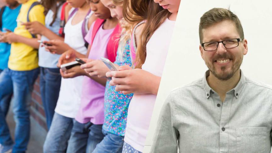 Per Fransson, grundaren, är lärare och har erfarenhet av att utveckla pedagogiska spel.
