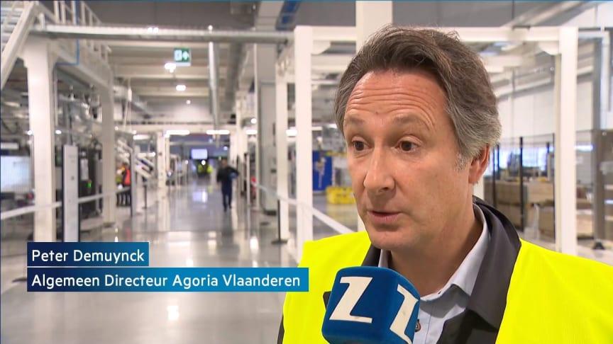 Grote batterijfabriek verankert autobouwer Volvo in Gent