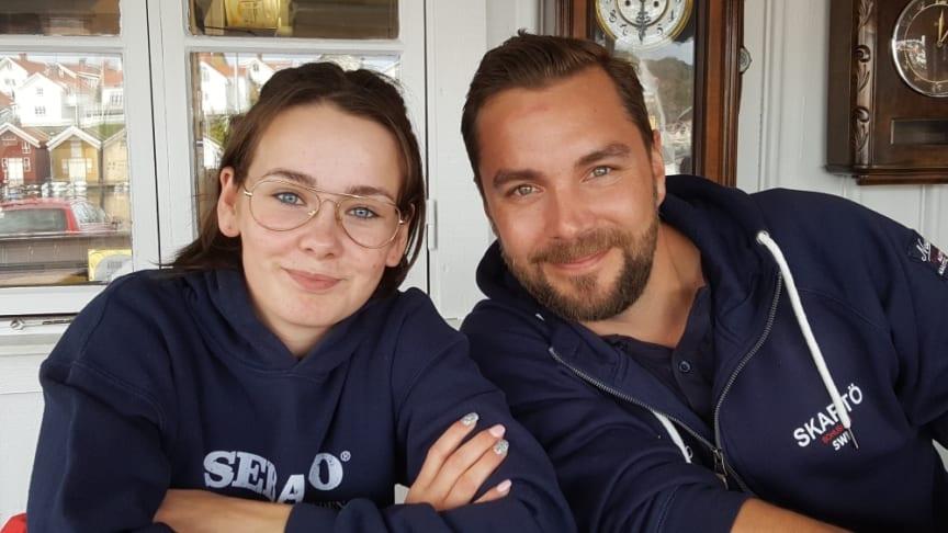 Ellen och Olof