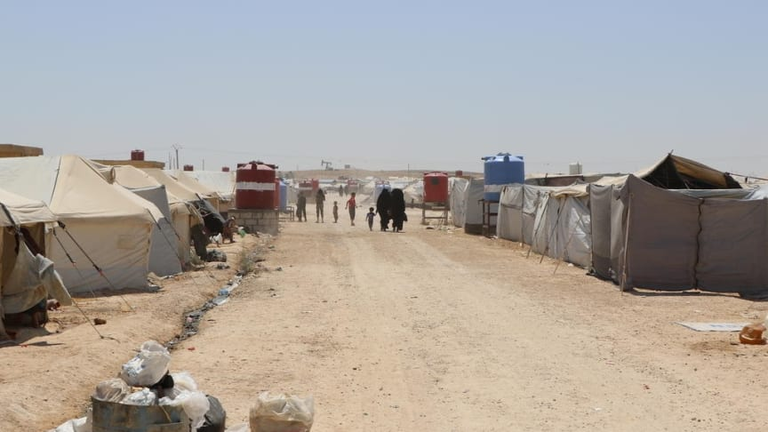 Rapport: Undernärda barn i Al Hol riskerar att få det ännu värre under pandemin