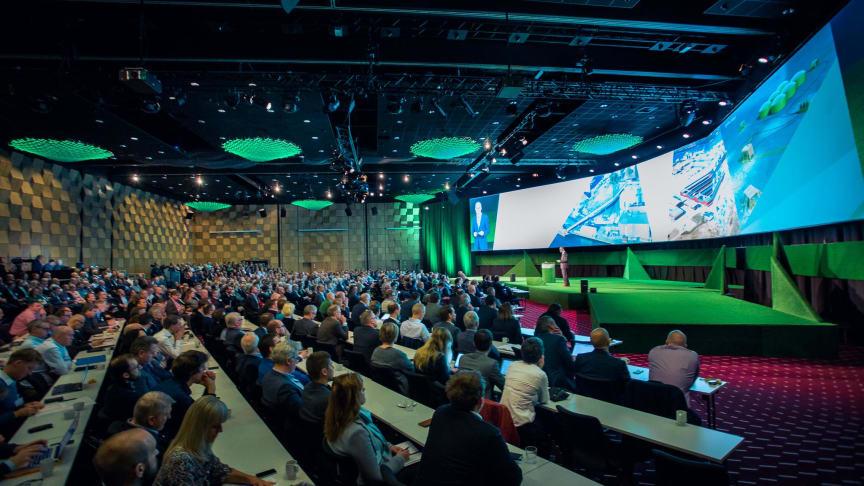 Presseinvitasjon: Enovakonferansen 2017 – Den nye økonomien
