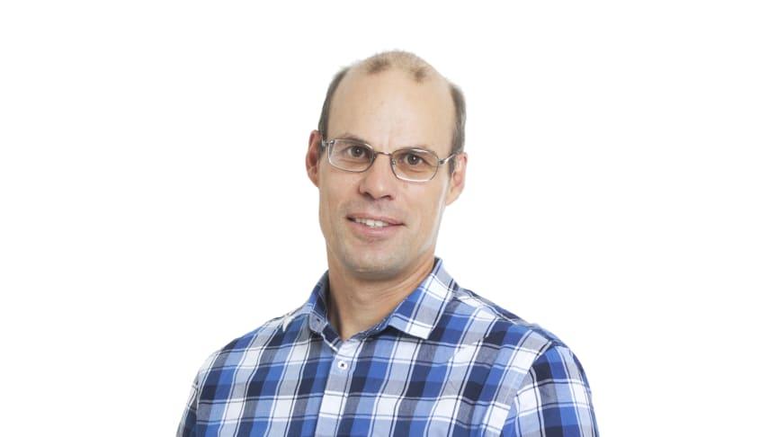 Professor Riccardo Bommarco, SLU.