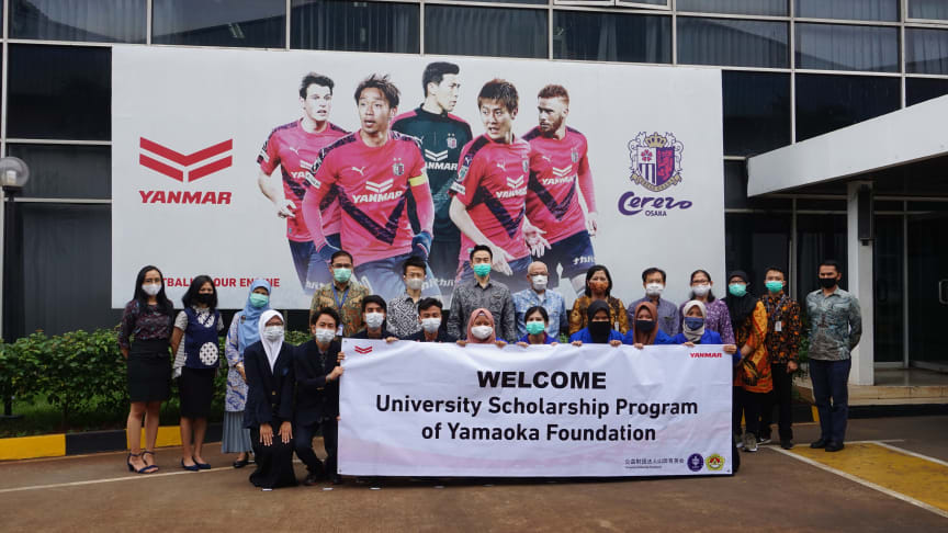 Scholarship Acceptance Ceremony