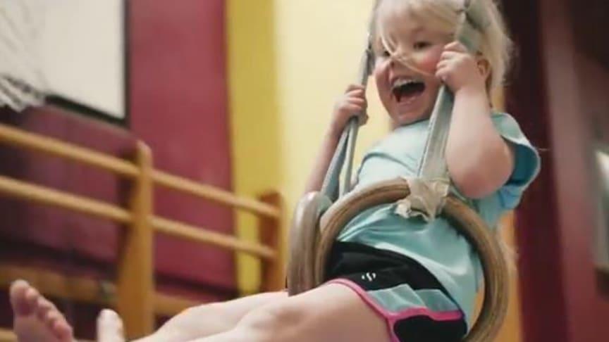 BEST WESTERN Kom Hotel gör film till förmån för barn och ungdomars möjligheter att utvecklas och växa.