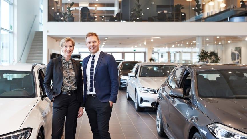 Sixt Danmark på storindkøb: Danmarks største aftale om bilkøb