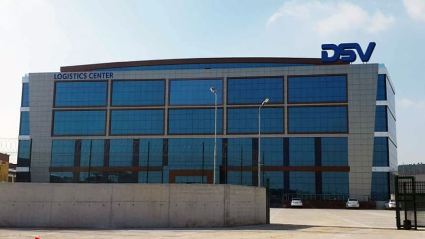 The new facility is located in the logistics centre of Turkey, and it's close to both ports, airports, a good road network and options for transport via rail.