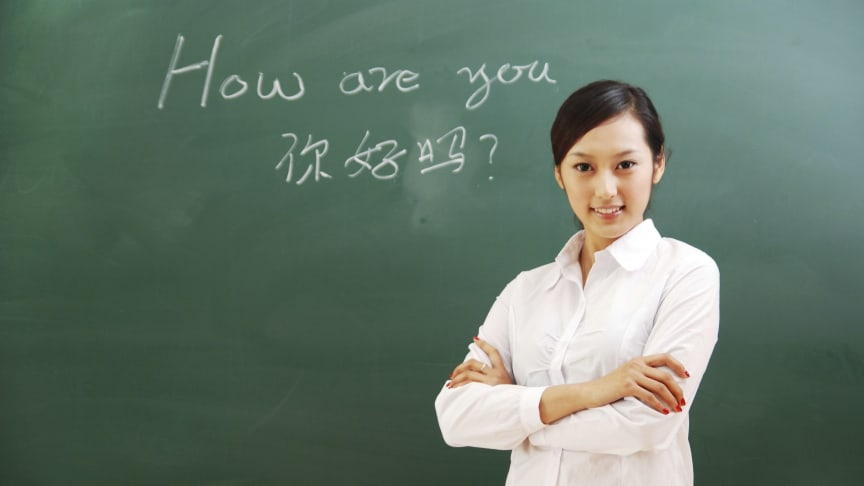 COMMENT: If you speak Mandarin, your brain is different