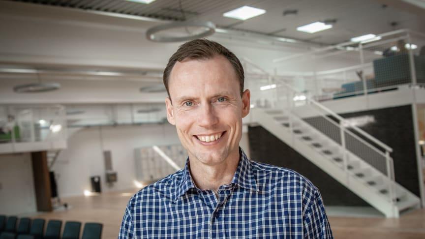 HR- og digitaliseringsdirektør Ole Brøndum Kristensen (Foto: Ulrik Burhøj Jepsen, Tradium)