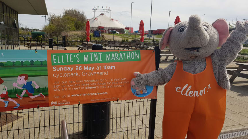 Ellie's Mini Marathon