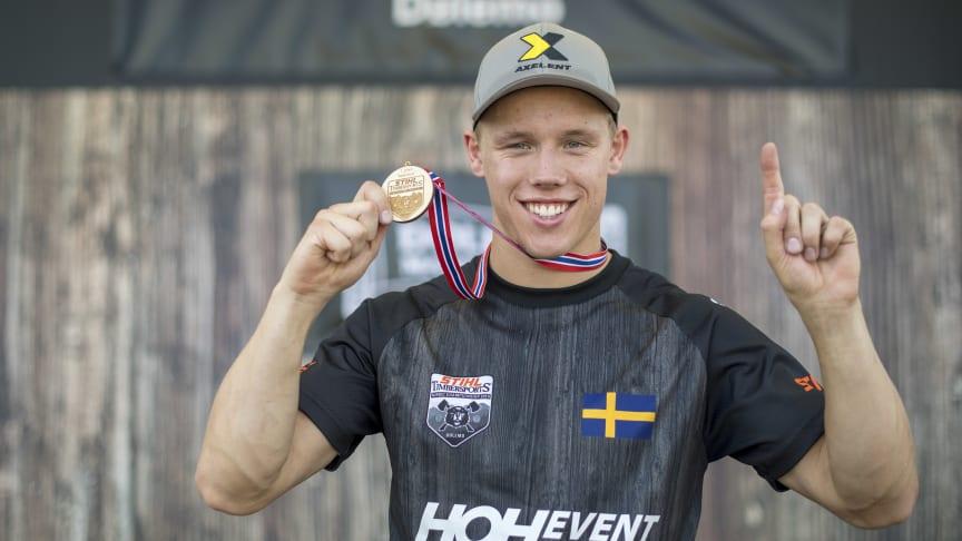 Sverige i toppform och redo att försvara titeln under Nordiska Mästerskapen 2021