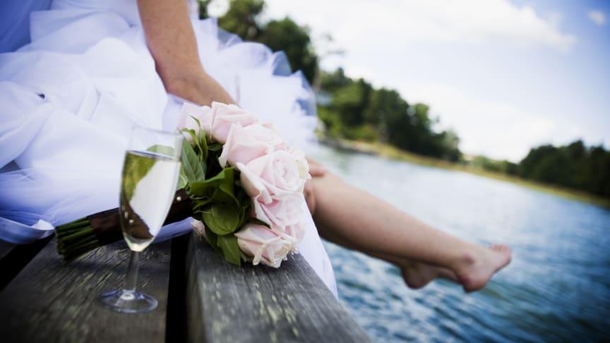 Bröllop eller fest - somliga möten är viktigare än andra