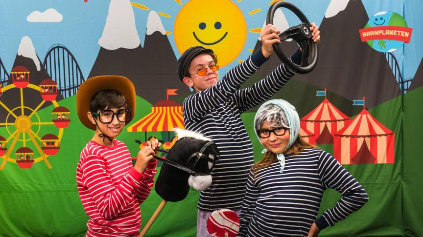 Minikompisarna är tillbaka med Baby Haj och flera Busiga Barnlåtar!