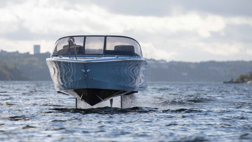 Candela Seven: The first high-speed, long-range electric boat is coming to the British market