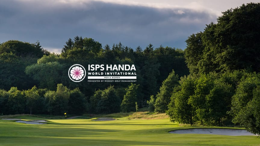 The ISPS Handa World Invitational tees off today with a star-studded pro-am.