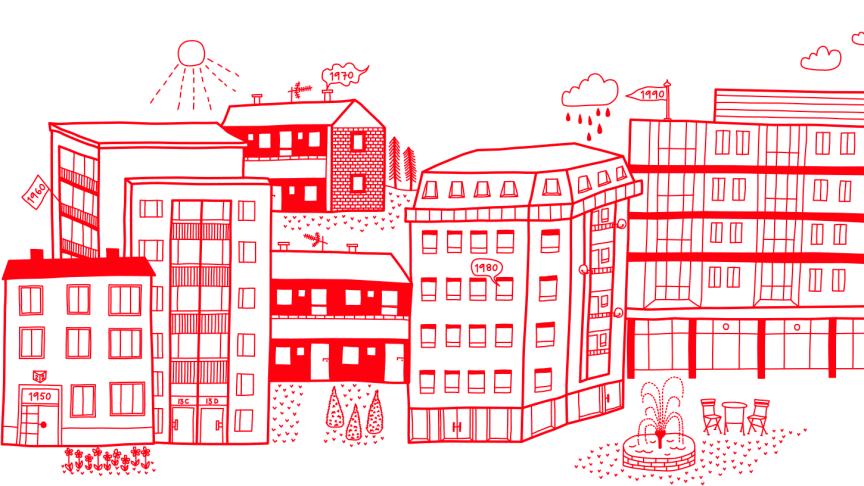 Klartecken för 47 nya hyresrätter i Sorgenfri, Malmö