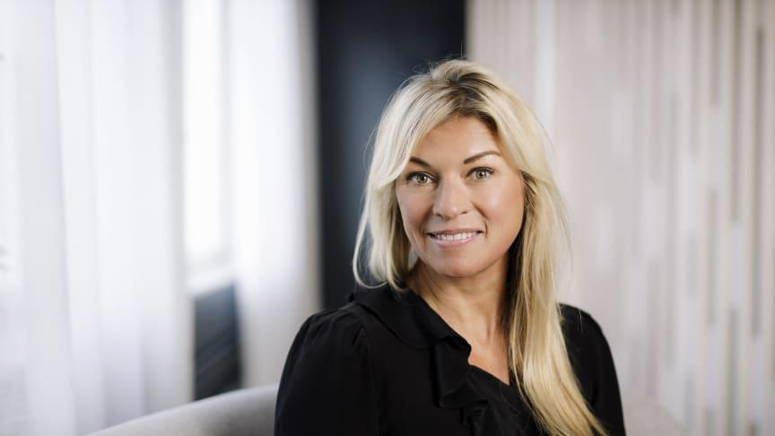 Karin Wickberg, ny marknadschef på Nordiska Kompaniet