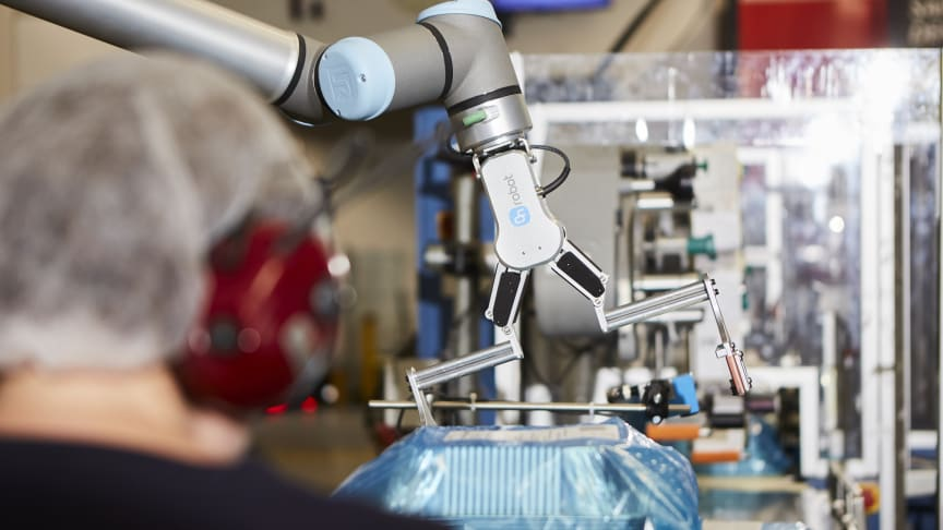 How Collaborative Automation is addressing the massive worldwide labor gap