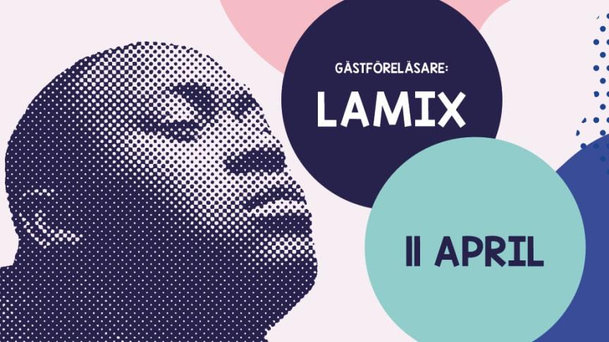 Connexion Rap West - Första gästföreläsare Lamix