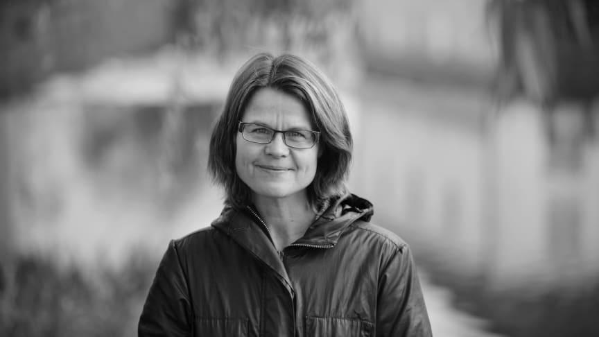 Anna Ehn är en av författarna bakom Kära Mamma