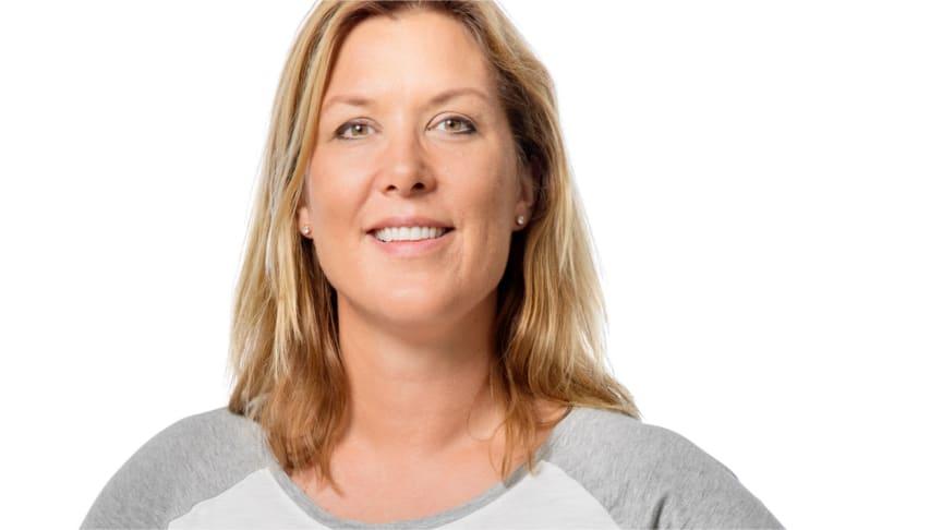 Sara Banegas, distriktsläkare och verksamhetschef för Praktikertjänst Ekerö Vårdcentral