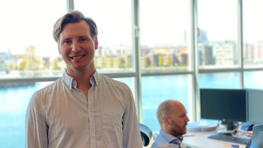 Jimmy Törnqvist, Byggprojektledare på Sustend AB