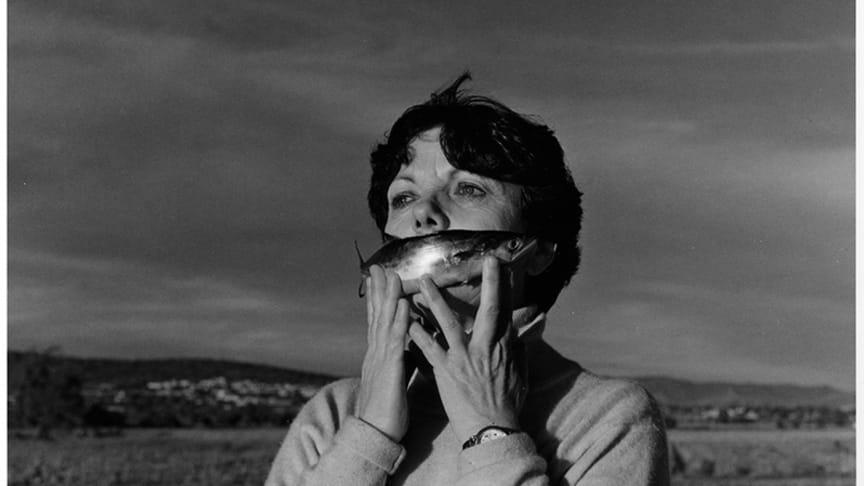 © Graciela Iturbide, self-portrait in the country, 1996
