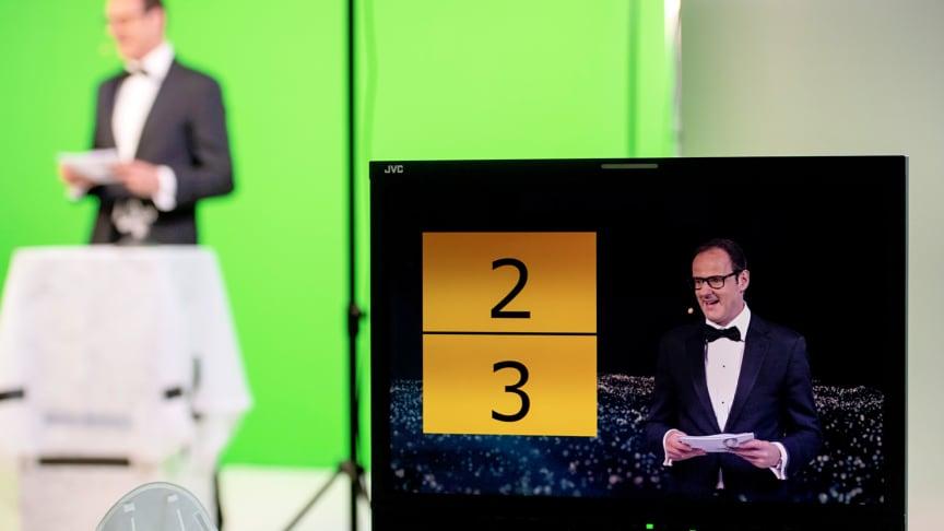Wissenschaftskabarettist Vince Ebert führt durch die virtuelle Preisverleihung