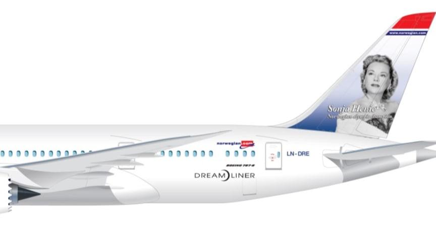 Norwegian inngår vedlikeholdsavtale for Dreamlineren