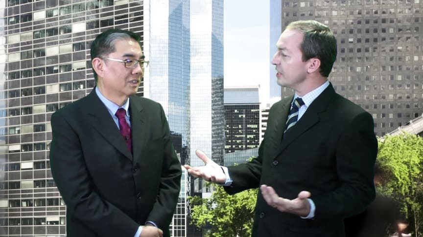 Pre-event teaser with Ambassador Ong Keng Yong for The Singapore MICE Forum 2015