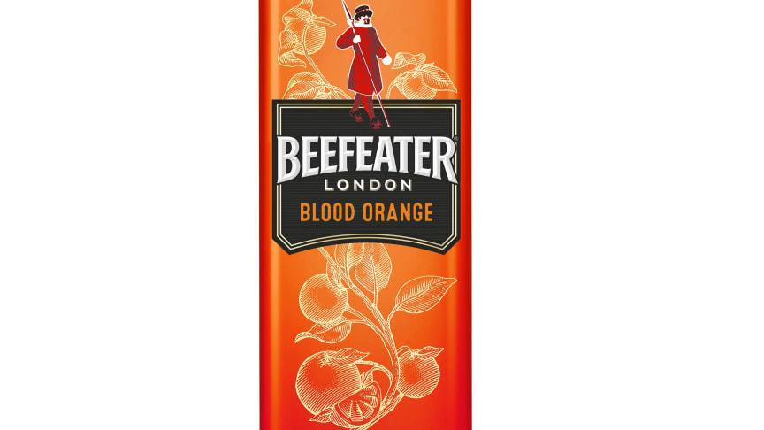 Ny gin från Beefeater - Blood Orange