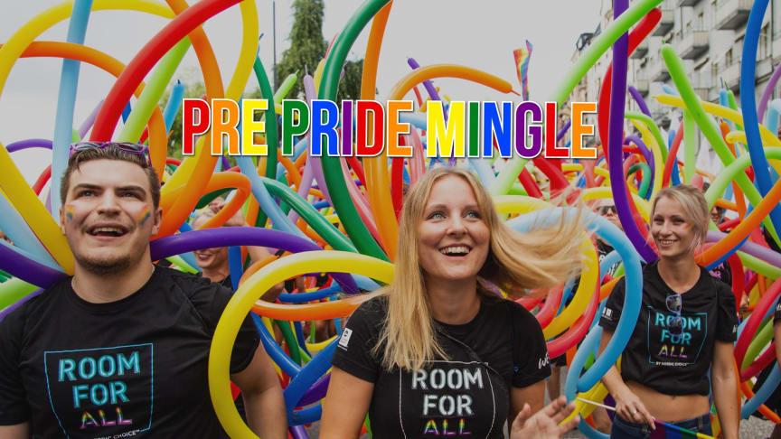 Pre Pride Mingle