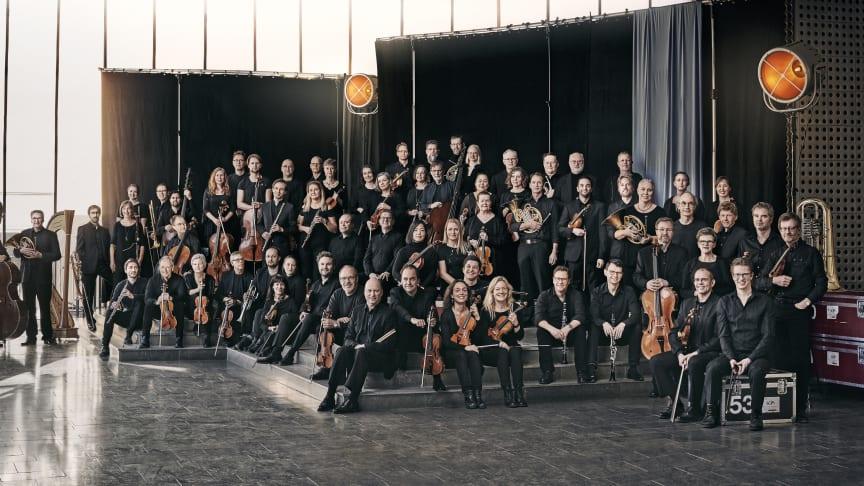 Norrköpings Symfoniorkester Foto Björn Dahlgren