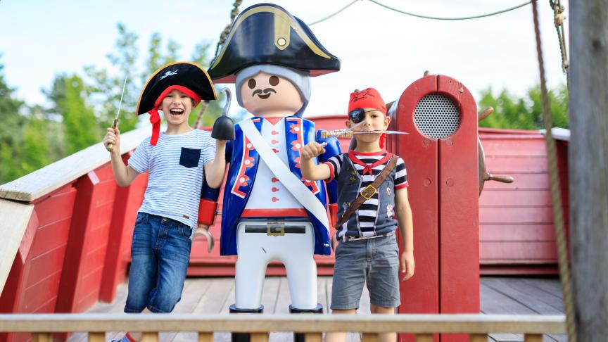 Neue Piratenabenteuer: Die Juni-Highlights  im PLAYMOBIL-FunPark