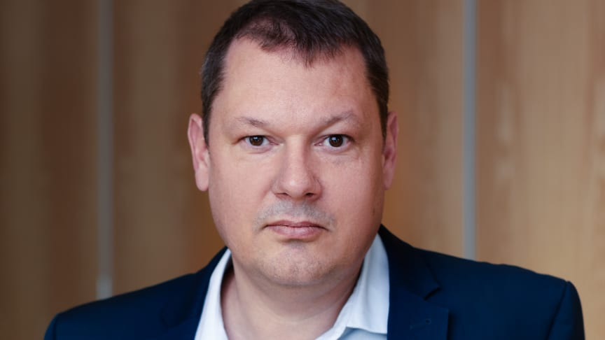 Johan Ahlqvist, VD SVEAB Järnväg