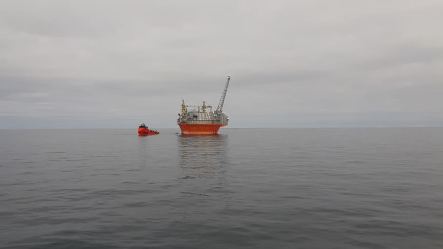 'We are proud of being nominated. The Barents Sea always means harsh weather and challenging conditions, but with ESVAGT's strong safety culture and unique boat competences, the operation was carried out without a single incident.'