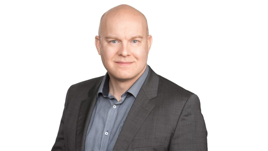 Jarno Leinonen aloittaa Avarn Securityn turvallisuusteknologian projektiliiketoiminnan aluepäällikkönä