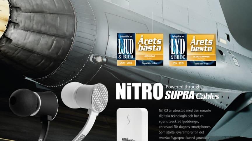 SUPRA NiTRO - Årets Bästa 2015