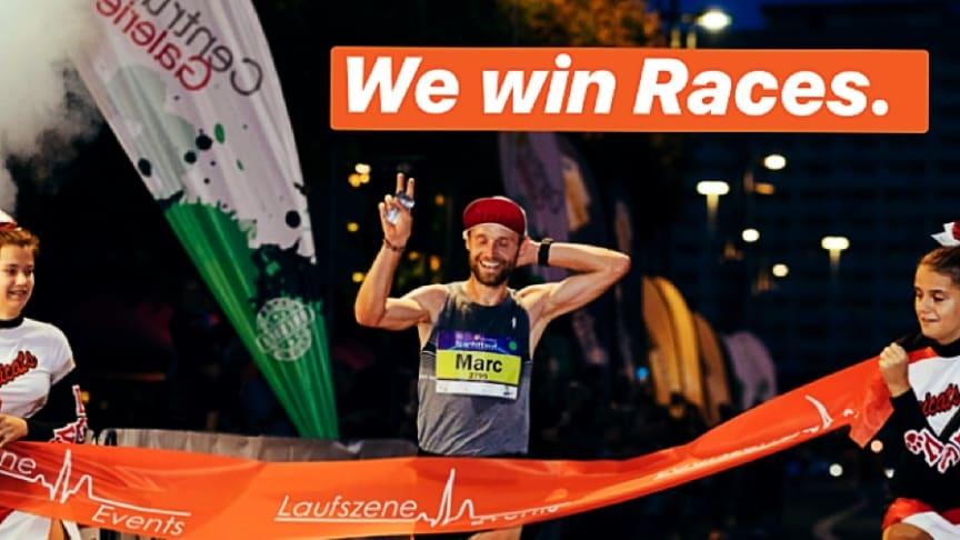 Große Erfolge für das jK Elite Team beim Nachtlauf in Dresden