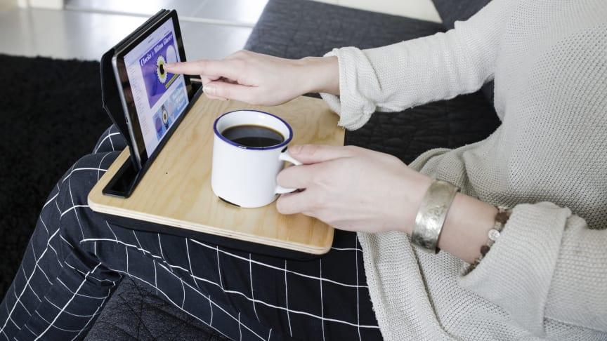 iBed - iPadställ